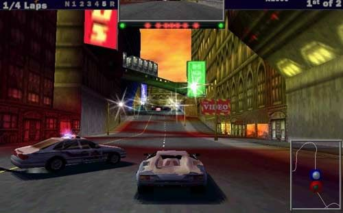 Need for Speed III Hot Pursuit PC Game Screenshots