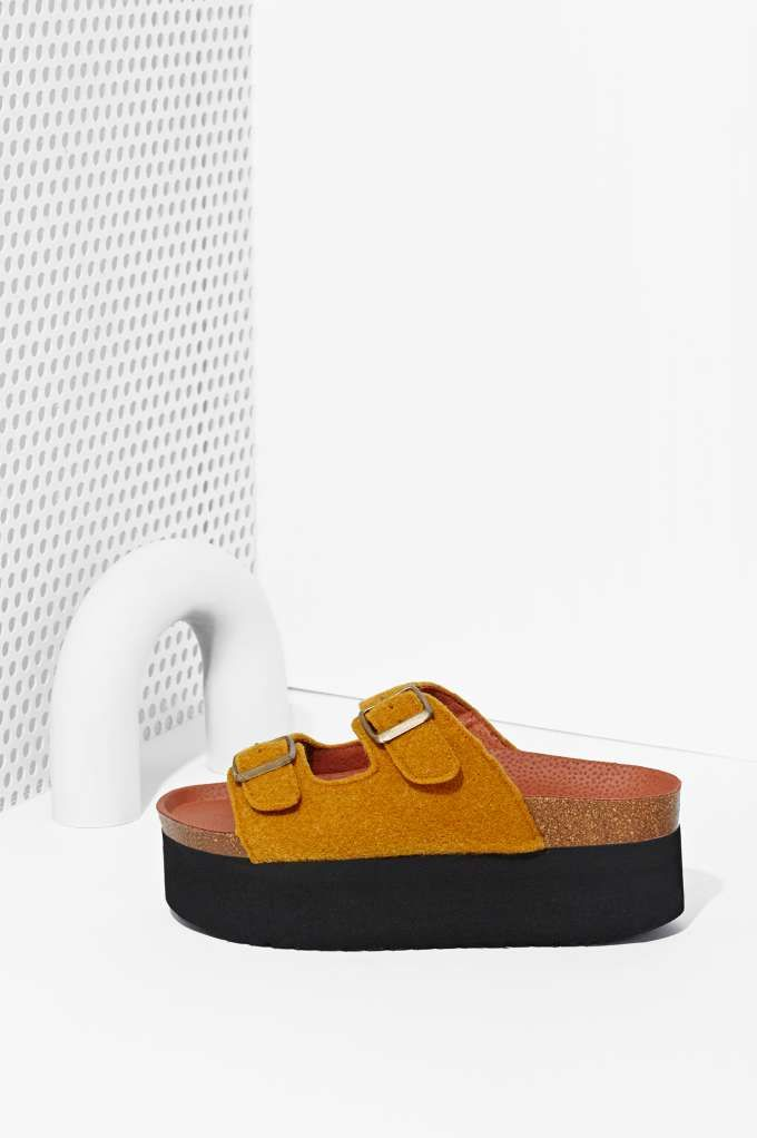 Sixty Seven True Form Sandal