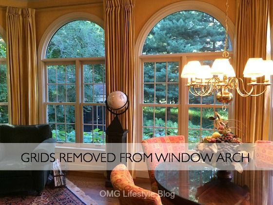 Window Arches without Grids
