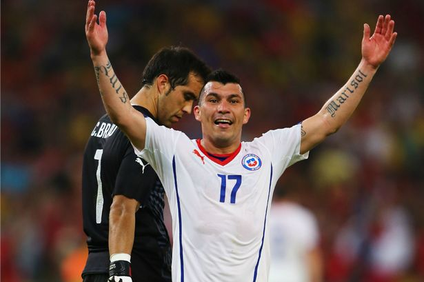 Cardiff City: Gary Medel a shock transfer target for Inter Milan according to reports in Italy - Wales Online