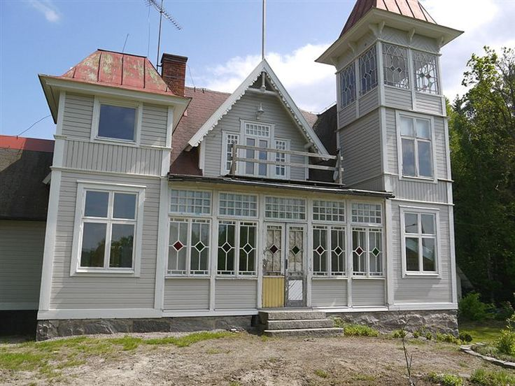 Swedish tower house