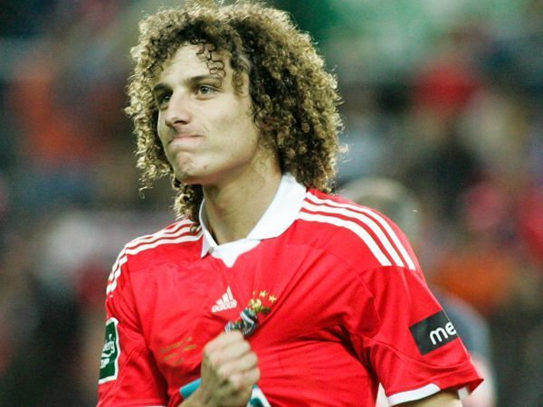 Benfica miss David Luiz