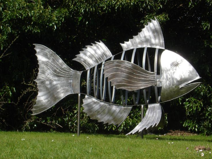 Les 94 meilleures images du tableau sculpture en m tal - Sculpture metal jardin ...