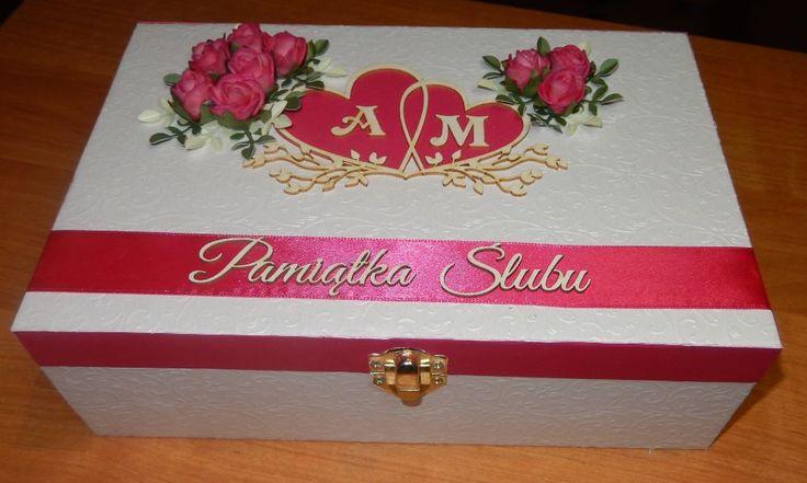 Pamiątka ślubu, Więcej na www.facebook.com/pracownialagutko