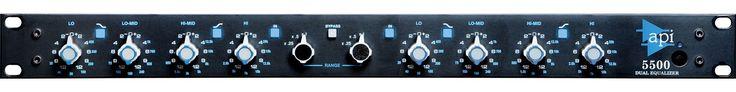API 5500 Dual Equalizer - Vintage King Audio