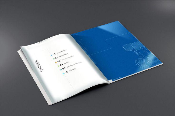Diseño de Catálogo de Productos 104 hojas   Diseño Web y Desarrollo de Páginas Web - Uruguay #catalogo #diseño #design #zurweb #ancap www.zurweb.com