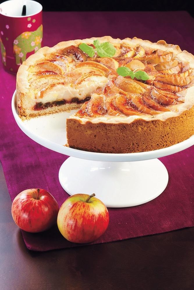 Mehevä omena-jogurttitorttu | Kodin juhlat | Pirkka