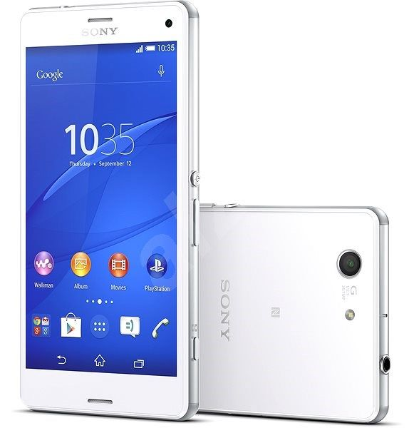 My new Phone - Sony Xperia Z3 Compact
