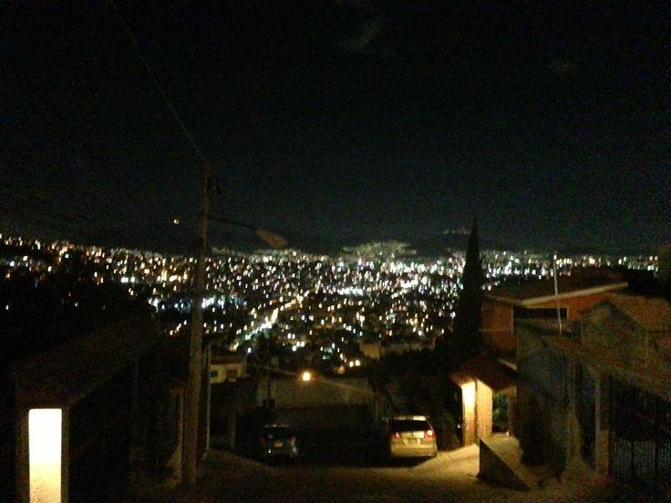 Mexico D.F. De noche
