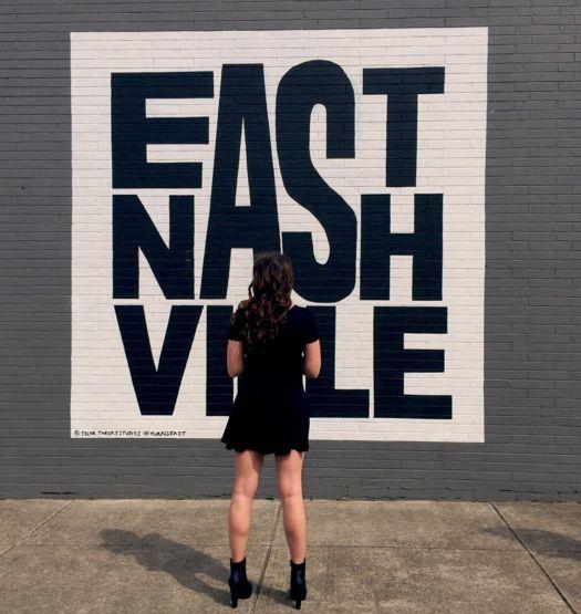 14 Nashville Murals You Have To Visit This Summer | Web Girl | The BIG Legend 98.3