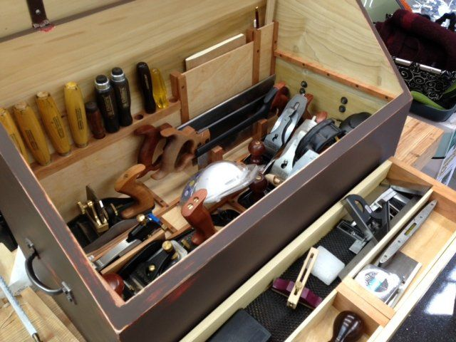 Dutch Tool Chest Plans Woodworking Projects Amp Plans