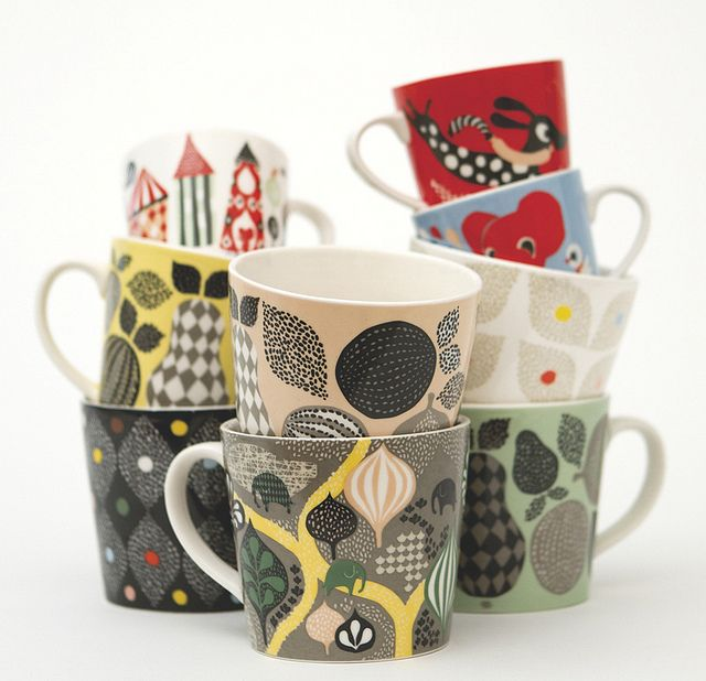 Littlephant mugs