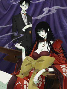 xxxHolic - Funimation (Supernatural, Mystery, Drama)