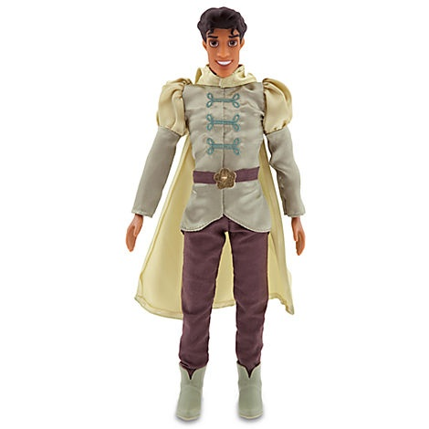 The Princess And The Frog Classic Prince Naveen Doll 12