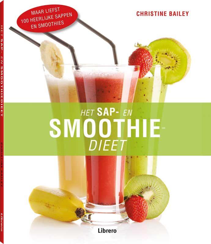 Het sap- en smoothie dieet