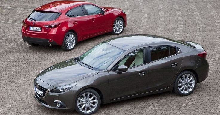 Mazda's Recalling A Huge Portion Of Its Cars In The US Over Rusty Parking Brakes #Mazda #Mazda3