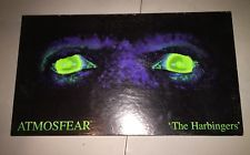 Atmosfear The Harbingers VHS Board Game Mattel 1995 Vintage Family Night Fun