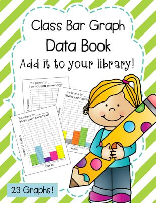 First Grade Graphing Activity with Bar Graphs!