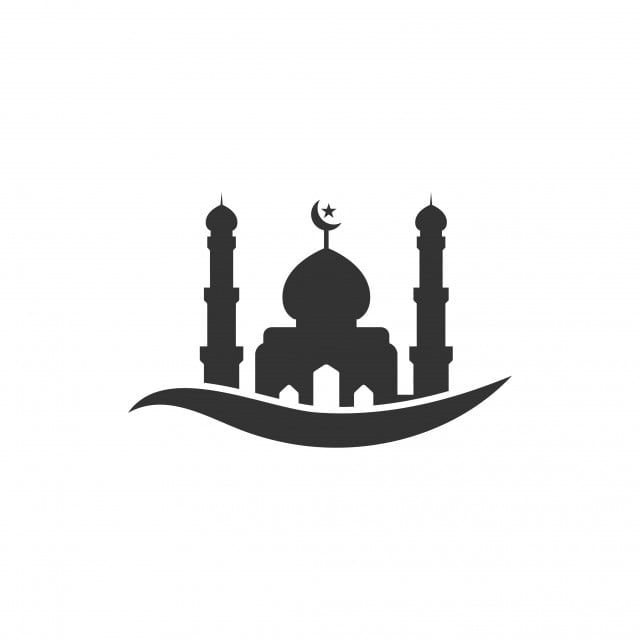 Mosque Silhouette Graphic Design Template Vector Masjid Clipart Template Icons Graphic Icons Png And Vector With Transparent Background For Free Download In 2021 Mosque Silhouette Graphic Design Templates Mosque