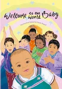 Welcome To The World Baby Bilingual Book BooksChildrens BooksDual LanguageIn ItalianChildrens LiteratureEnglish