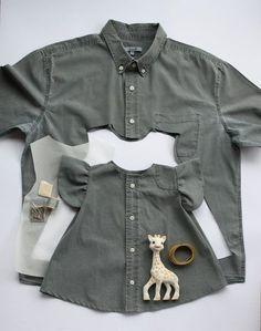 DIY: Go Recreate (Trendenser) – Nadine Mähler – #DIY # nähen #upcycle #Recreate   – sewing / Nähen