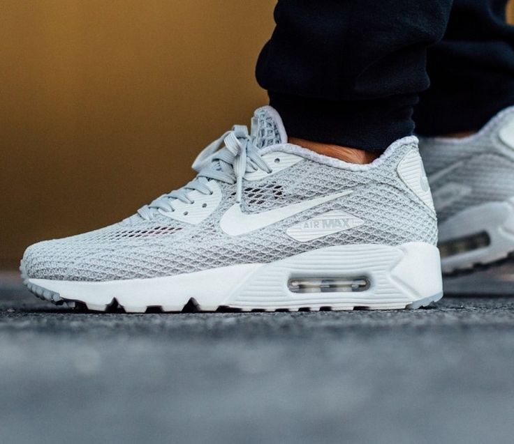 nike air max 90 ultra br pure platinum