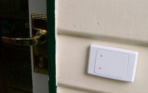 Control entrada RFID