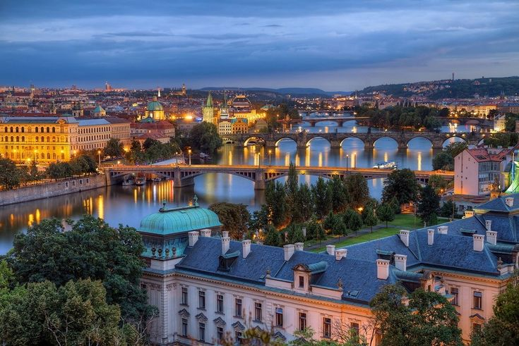 Prague, Czech Republic  The 12 Fascinating Destinations In Europe That You Really Should Visit • Page 2 of 7 • BoredBug