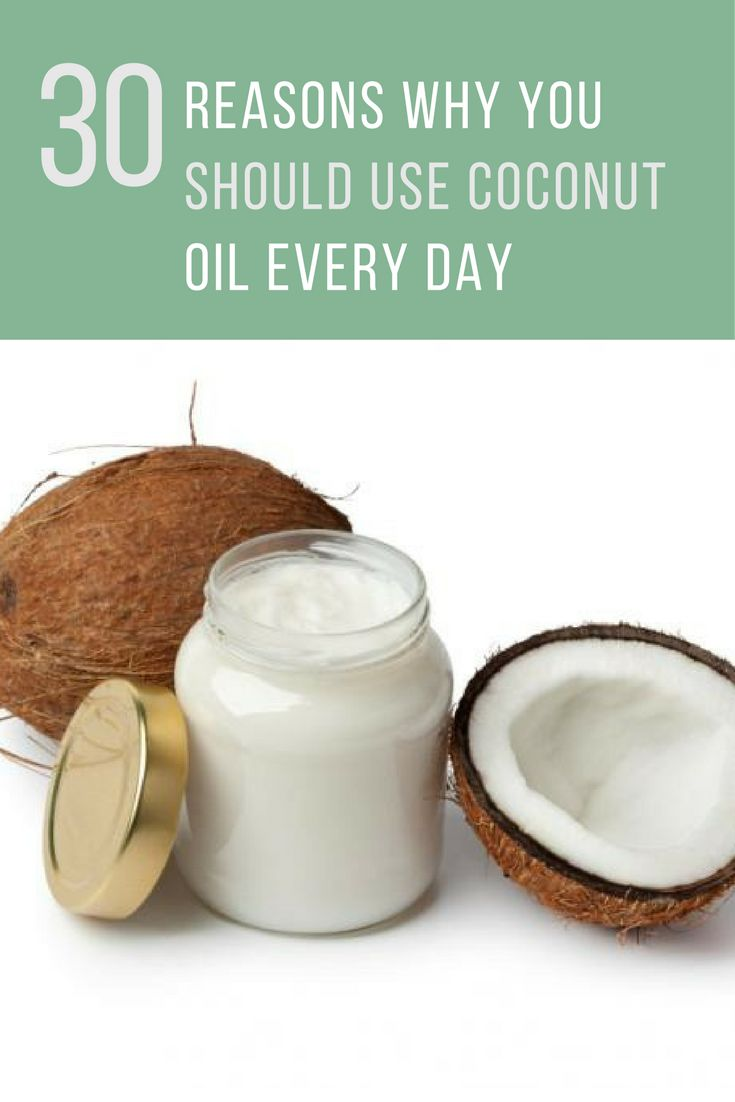 30 Amazing Benefits & Uses of Coconut Oil That You Need to Know About. | Ideahacks.com