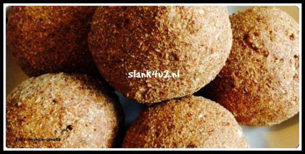 Ketobroodjes - Slank4u2