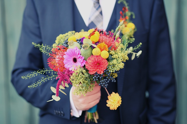 #bouquet de mariee