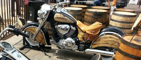 Jack Daniels (Indian motorcycle) Sturgis 2014