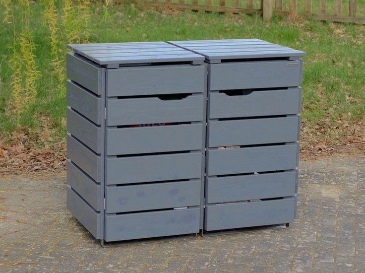 25 m lltonnenbox 240 l. Black Bedroom Furniture Sets. Home Design Ideas