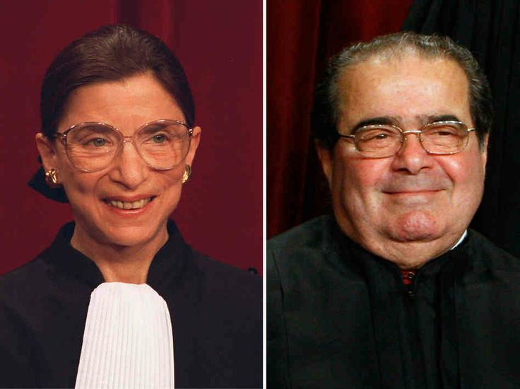 Arias at Law: Attorney creates an opera based on Justices Ginsburg and Scalia.