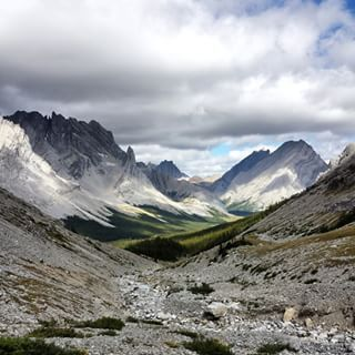 Rae Glacier Hike | 21 Breathtaking Alberta Hikes To Do This Summer