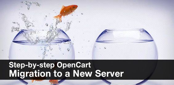 Step-by-step OpenCart Migration to a New Server