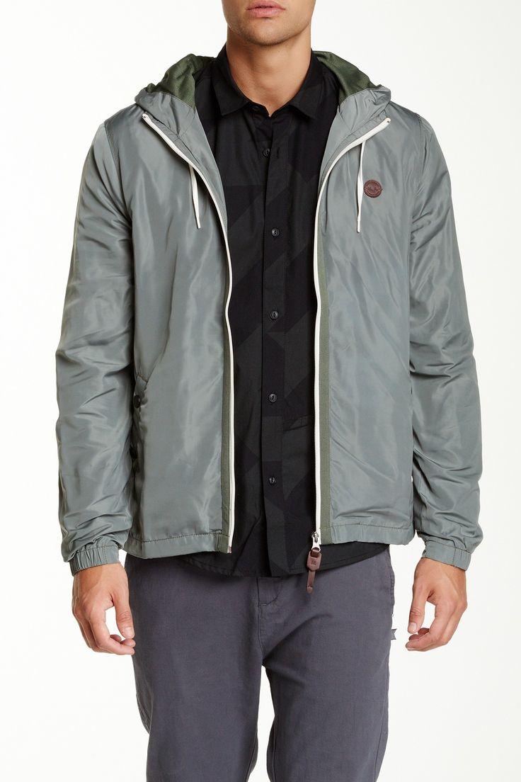Marshall Artist Lined Wind Cheater Jacket