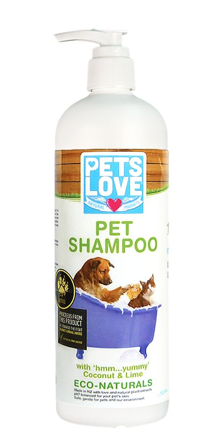 The Only Pet Shampoo You will ever need!