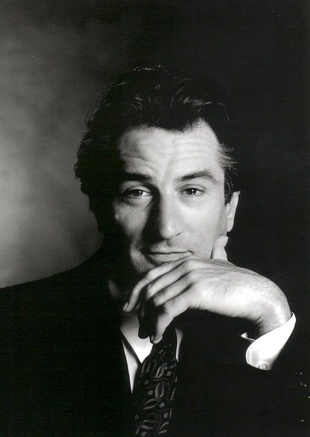 Robert De Niro. Photographer Profile ~ Greg Gorman