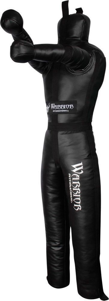 Warrior Submission Grappling Dummy Heavy Bag MMA Wrestling Judo Jiu Jitsu BJJ
