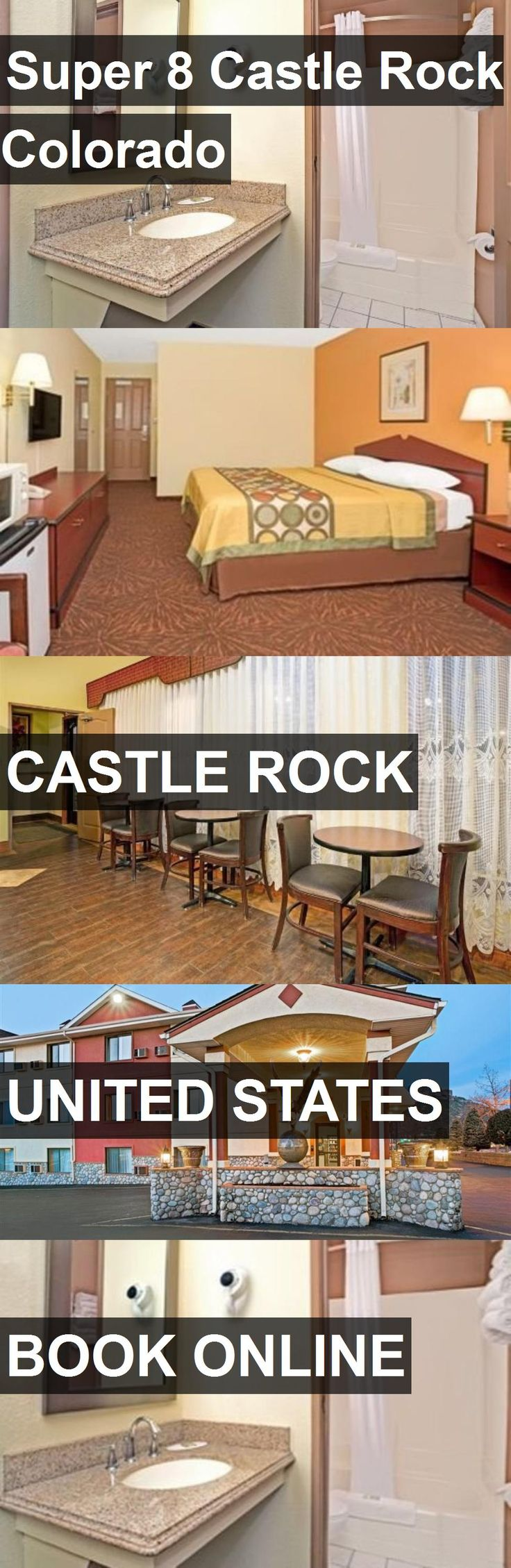 Hotel Super 8 Castle Rock Colorado in Castle Rock, United States. For more information, photos, reviews and best prices please follow the link. #UnitedStates #CastleRock #travel #vacation #hotel