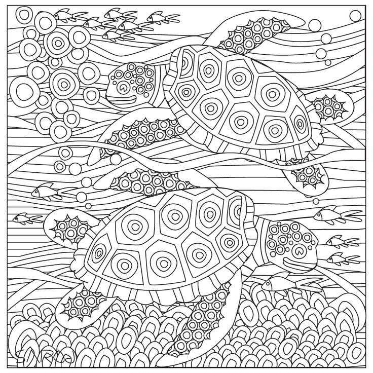 321 Best Images About Under The Sea Coloring Pages For