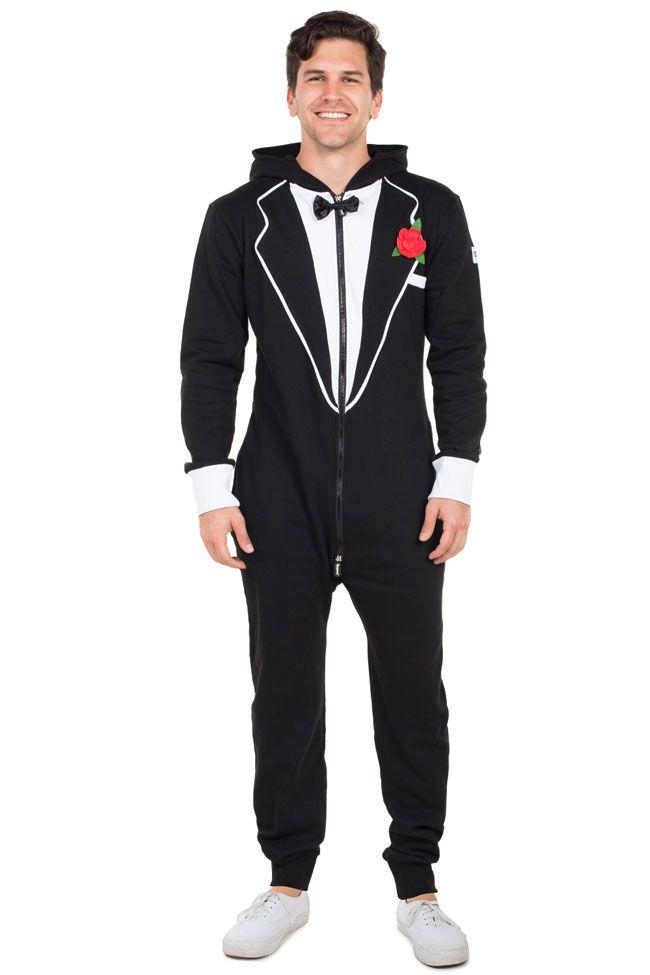 67c85287a Men s Tuxedo Jumpsuit in 2019