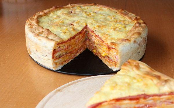 Пицца-пирог 15