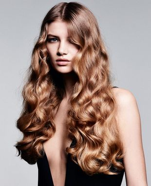 Cute Types of Perm for Long Hair - If you have long, fine tresses you may be willing to add some body to them by getting a perm. Choose some of the cutest types of perms for long hair!