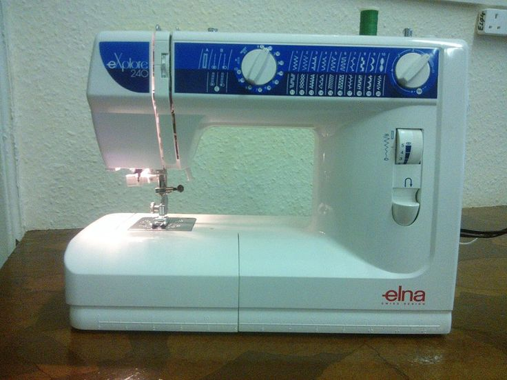 We have a regular sewing machine basics class.