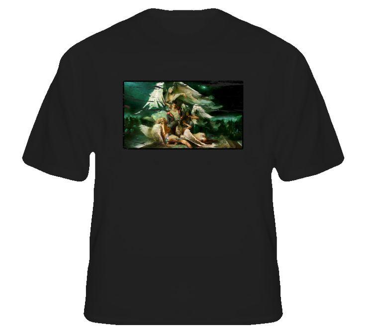 Angels and Demons DMC T Shirt