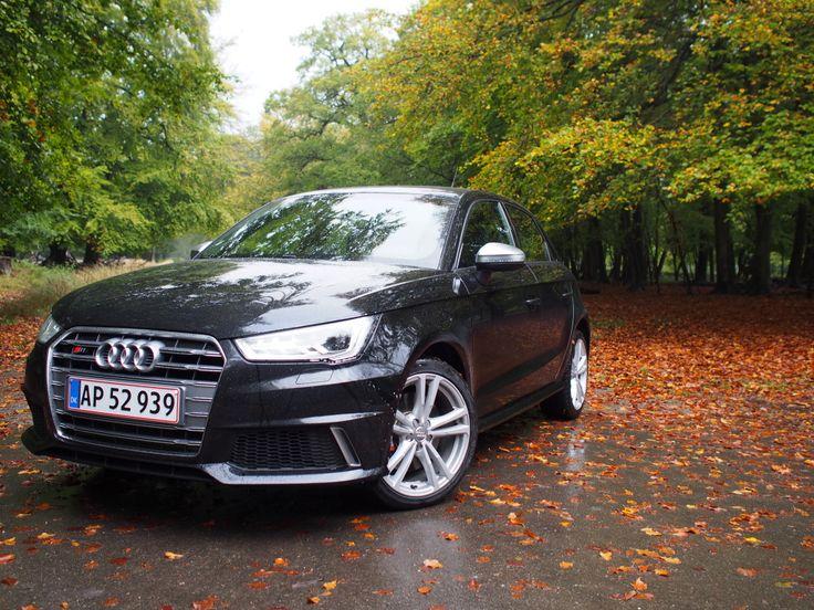 Audi's nye superbil i miniklassen hedder S1 Quattro.   Den har travlt! 0-100 - 5.8 sekunder 231 hestekræfter   Se alle billederne og læs hele A-Z anmeldelsen af djævlen!