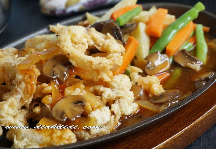 Diah Didi's Kitchen: Steak Sayuran