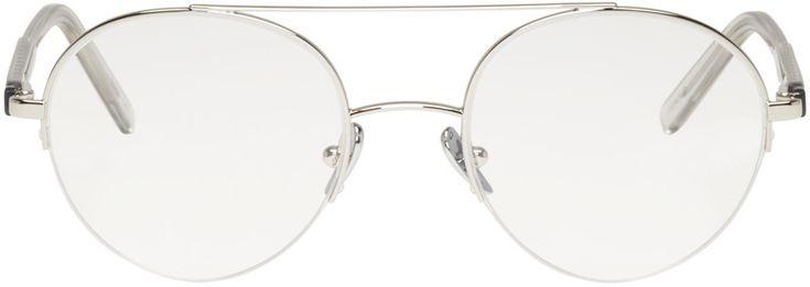 SUPER Silver Numero 24 Glasses. #super #24